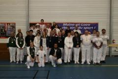 Saison 2010-2011- Championnat Départemental Salle - Daumeray - 30 janvier 2011
