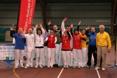 Saison 2010-2011 - Championnat de Ligue Salle Senior - St Gilles Croix de Vie - 20 février 2011