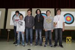 Saison 2011-2012 - Challenge Chairmartin - St Macaire - 7 janvier 2012