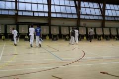 Saison 2011-2012 - Championnat Départemental Salle - Le May sur Evre - 22 janvier 2012