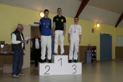 Saison 2011-2012 - Concours de St Macaire - 8 janvier 2012