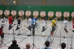 Saison 2012-2013 - Championnat de Ligue Salle Senior - La Baule - 17 février 2013