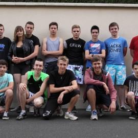 Dimanche 20 juillet, journée canoë en compagnie des jeunes (et moins jeunes !) de la FCM et de 3 intrus ! Vu par Théo