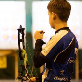 Championnat régional salle jeune 2020 à Château-Gontier, vu par Lucain
