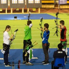 Championnat de France salle jeune 2020 à Vittel, par Lucain